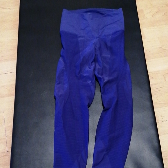 Fitted compression pants